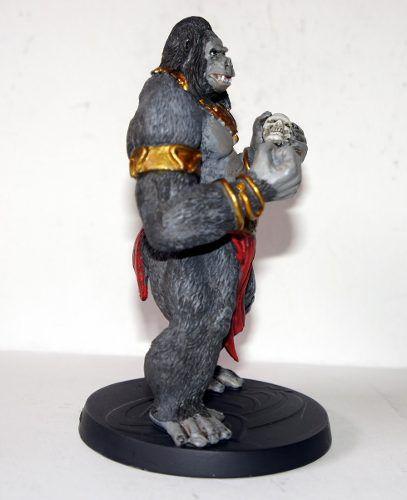 Revista Dc Comics Edição Especial - Gorila Grodd Eaglemoss  - Vitoria Esportes