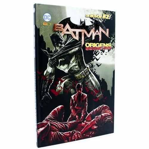 Revista Hq Gibi - Batman Origens Secreta - Quadrinhos  - Vitoria Esportes