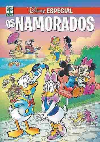 Revista Hq Gibi - Disney Especial Os Namorados - Quadrinhos  - Vitoria Esportes