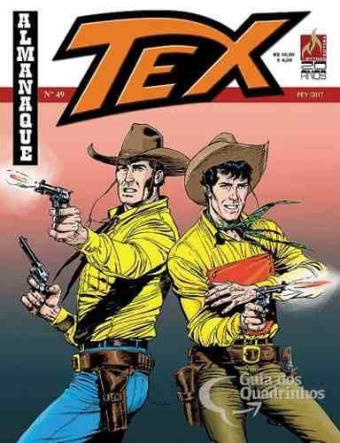 Hq Gibi - Tex Almanaque 49 - Rancho Liberdade  - Vitoria Esportes