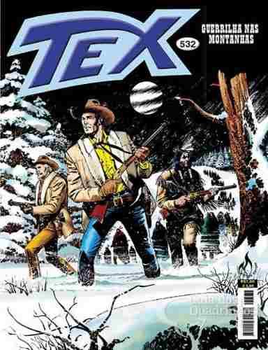 Revista Hq Gibi - Tex Mensal 532 - Guerrilha Nas Montanhas  - Vitoria Esportes