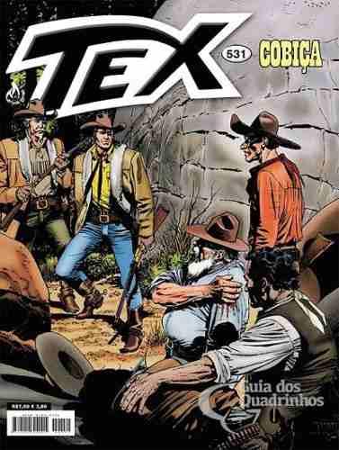 Revista Hq Gibi - Tex Mensal 531 - Cobiça  - Vitoria Esportes