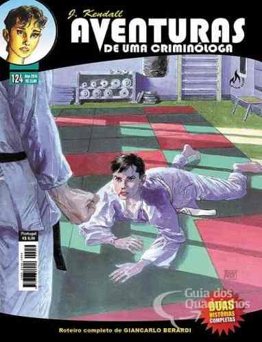 Hq Gibi - Julia Kendall 124 - Faixa Preta  - Vitoria Esportes