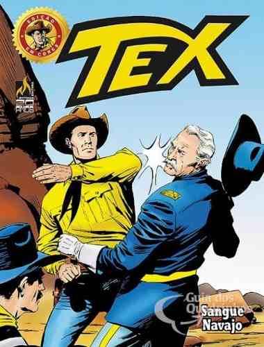 Hq Gibi - Tex Em Cores 31 - Sangue Navajo  - Vitoria Esportes