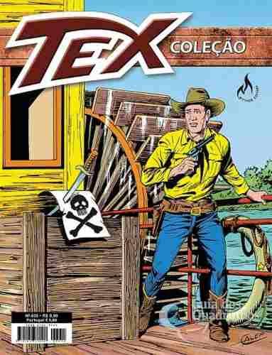 Hq Gibi - Tex Coleção 405 - A Quadrilha Da Caveira  - Vitoria Esportes