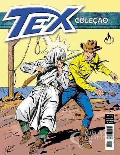 Revista Hq Gibi - Tex Coleção 404 - A Seita Dos Três K  - Vitoria Esportes