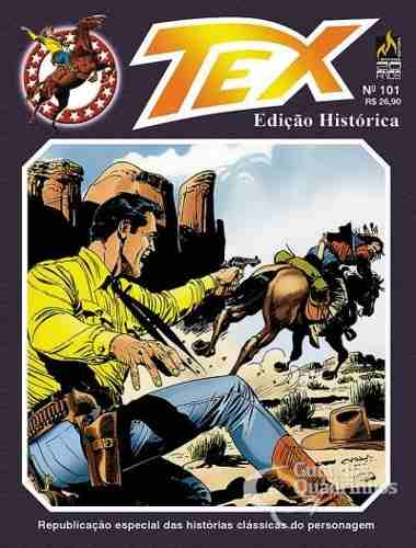 Hq Gibi Tex Edição Historica 101 O Ouro Do Colorado  - Vitoria Esportes