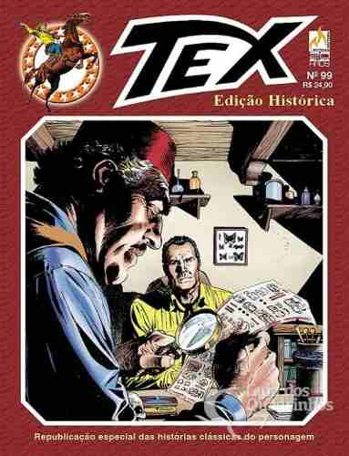 Hq Gibi Tex Edição Historica 99 As Flores Da Loucura  - Vitoria Esportes