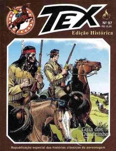Hq Gibi Tex Edição Histórica 97 Tesouro De Victorio  - Vitoria Esportes
