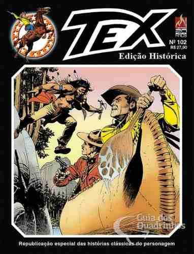 Hq Gibi Tex Edição Histórica 102 Missão Em G. Falls  - Vitoria Esportes
