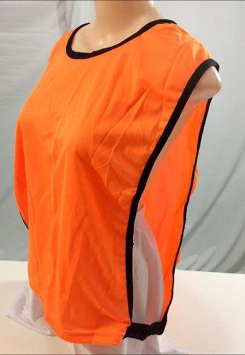 Kit 10 Coletes Profissionais De Treino Futsal, Futebol