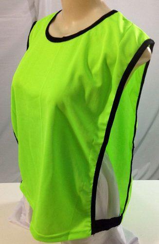 Kit 10 Coletes Profissionais De Treino Futsal, Futebol  - Vitoria Esportes