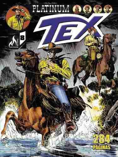 Hq Gibi - Tex Platinum 08 - A Trilha Das Emboscadas  - Vitoria Esportes