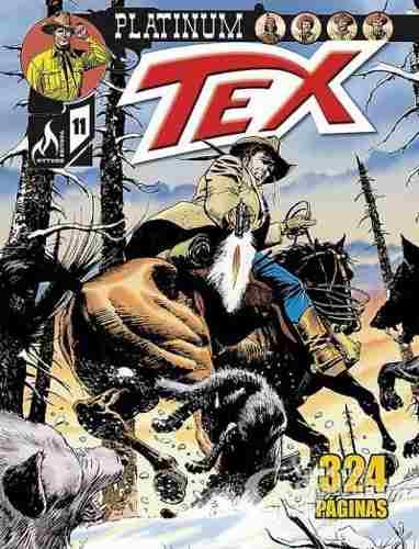 Hq Gibi - Tex Platinum 11 - Nas Trilhas Do Oeste  - Vitoria Esportes