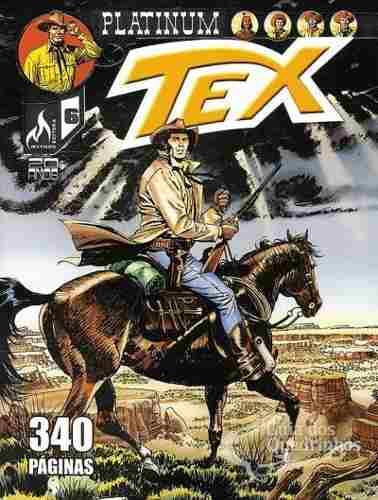 Revista Hq Gibi - Tex Platinum 06 - O Filho Do Vento  - Vitoria Esportes
