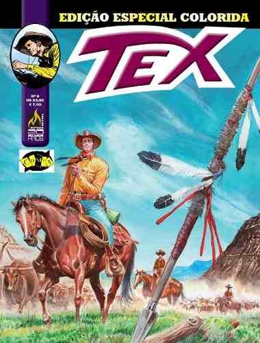 Revista Hq Gibi Tex Especial Colorida 09 A Trilha Dos Sioux  - Vitoria Esportes