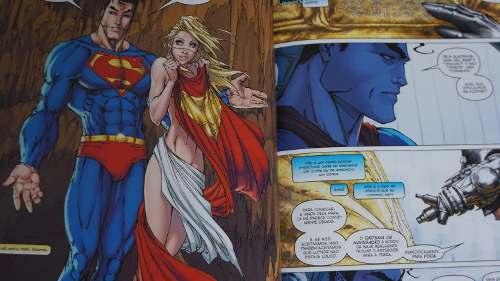 Superman/batman: Supergirl Dc Graphic Novels  - Vitoria Esportes