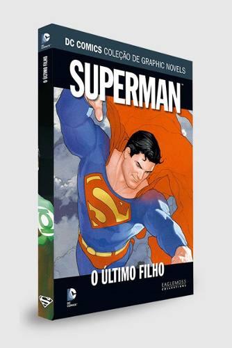 Superman: O Último Filho - Dc Graphic Novels.  - Vitoria Esportes