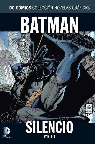 Batman Silencio - Dc Graphic Novels - Parte 1  - Vitoria Esportes
