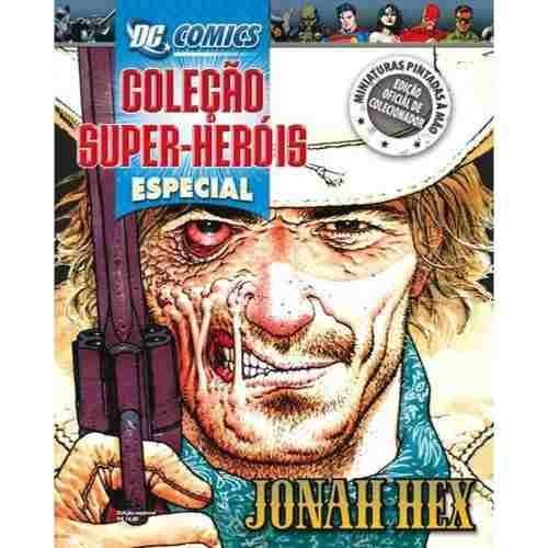 Revista Dc Comics Edição Especial - Jonah Hex Eaglemoss  - Vitoria Esportes