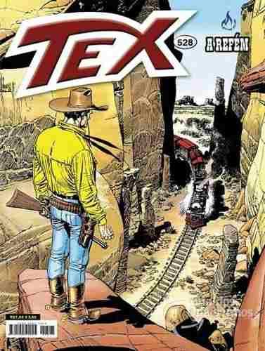Hq Gibi - Tex Mensal 528 - A Refém  - Vitoria Esportes