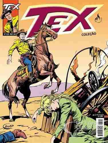 Hq Gibi - Tex Coleção 329 - A grande Ameaça  - Vitoria Esportes