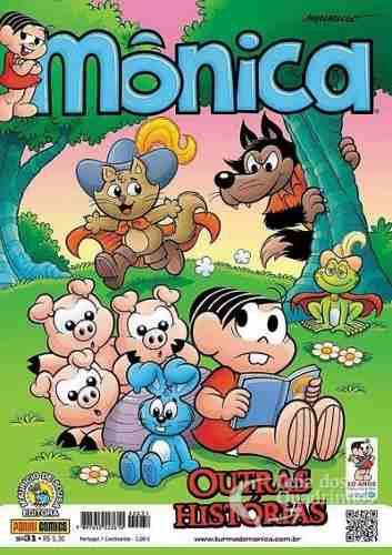 Revista Hq Gibi - Mônica 2ª Série - N° 31 - Outras Histórias  - Vitoria Esportes