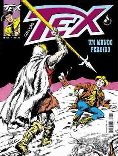 Hq Gibi - Tex Coleção 335  - Vitoria Esportes