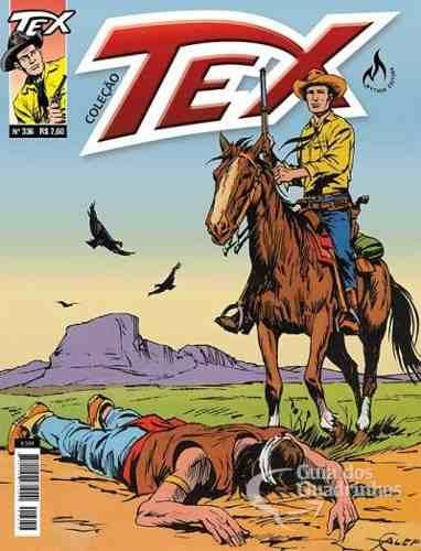 Revista Hq Gibi - Tex Coleção 336  - Vitoria Esportes