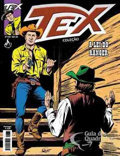 Hq Gibi - Tex Coleção 338  - Vitoria Esportes