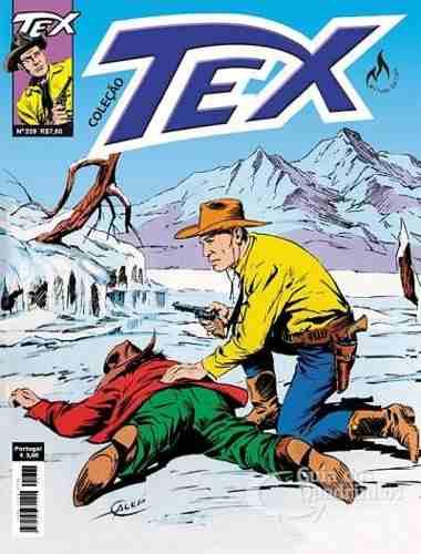 Hq Gibi - Tex Coleção 339  - Vitoria Esportes
