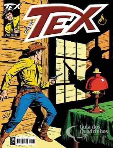 Revista Hq Gibi - Tex Coleção 340  - Vitoria Esportes