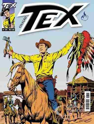 Revista Hq Gibi - Tex Coleção 341  - Vitoria Esportes