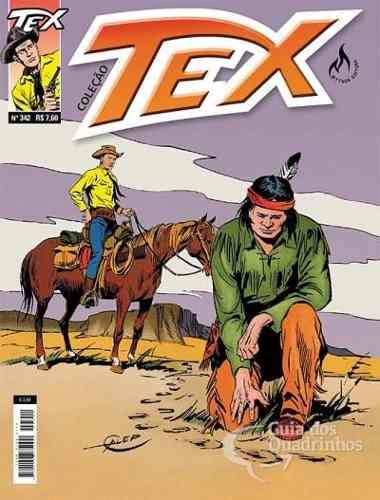 Hq Gibi - Tex Coleção 342  - Vitoria Esportes