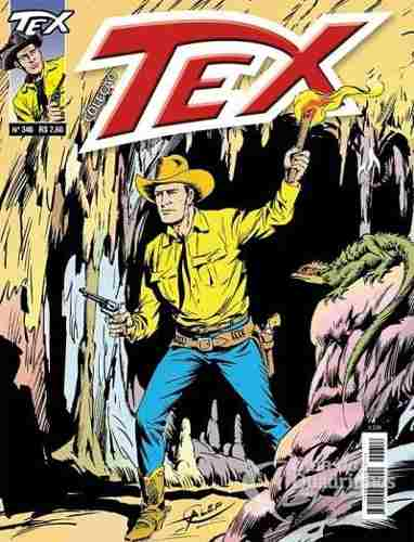 Revista Hq Gibi - Tex Coleção 346  - Vitoria Esportes