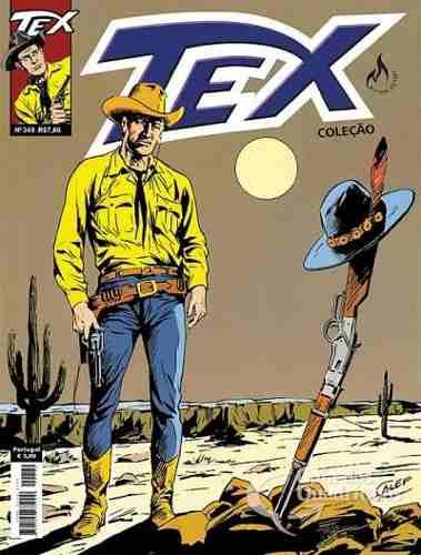 Hq Gibi - Tex Coleção 349  - Vitoria Esportes