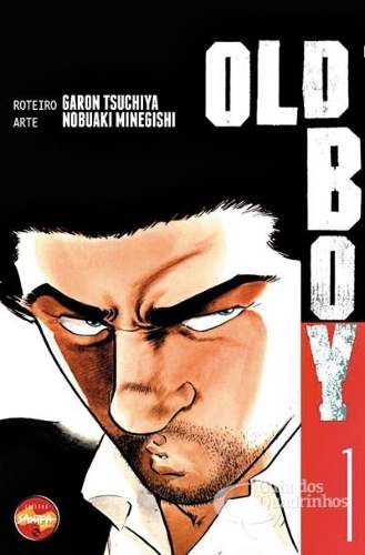 Revista Hq Mangá - Old Boy N° 1  - Vitoria Esportes