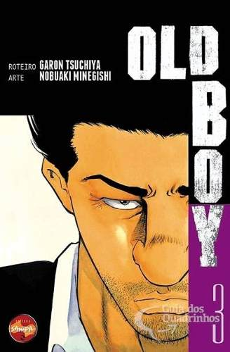 Revista Hq Mangá - Old Boy N° 3  - Vitoria Esportes