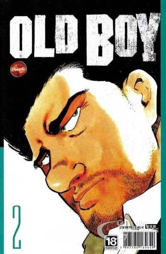 Revista Hq Mangá - Old Boy N° 2  - Vitoria Esportes