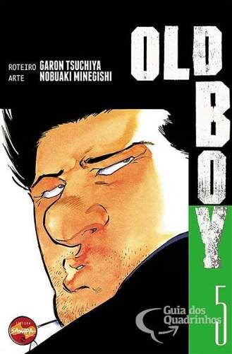Revista Hq Mangá - Old Boy N° 5  - Vitoria Esportes