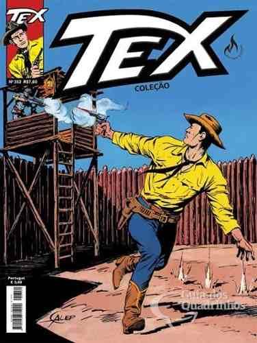 Revista Hq Gibi - Tex Coleção 352  - Vitoria Esportes