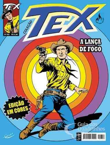 Revista Hq Gibi - Tex Coleção 353  - Vitoria Esportes