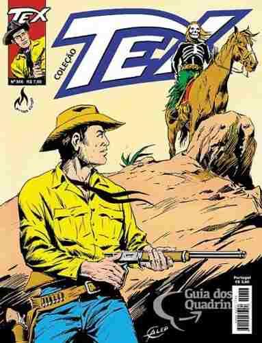 Revista Hq Gibi - Tex Coleção 356  - Vitoria Esportes