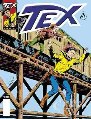 Revista Hq Gibi - Tex Coleção 359  - Vitoria Esportes