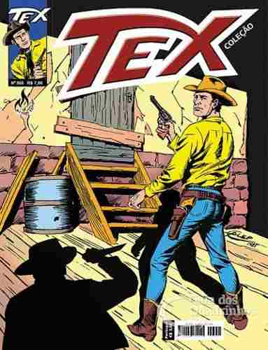 Revista Hq Gibi - Tex Coleção 355  - Vitoria Esportes