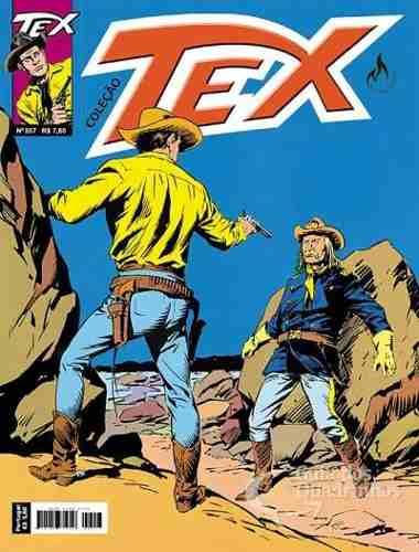 Revista Hq Gibi - Tex Coleção 357  - Vitoria Esportes
