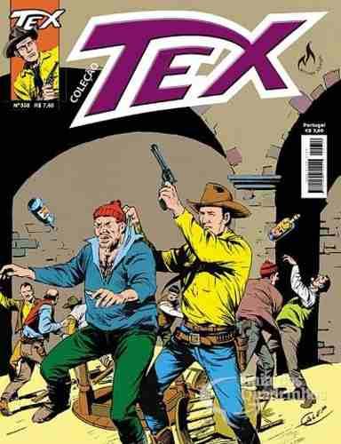 Revista Hq Gibi - Tex Coleção 358  - Vitoria Esportes