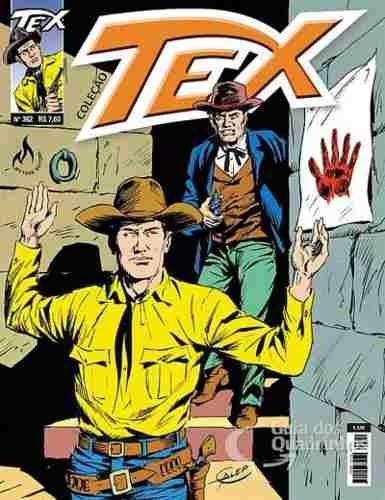 Revista Hq Gibi - Tex Coleção 362  - Vitoria Esportes