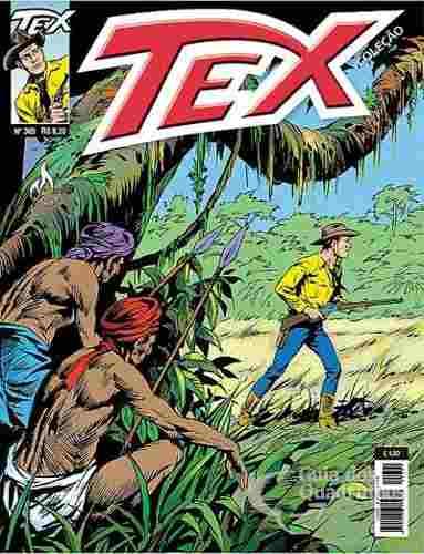 Revista Hq Gibi - Tex Coleção 365  - Vitoria Esportes