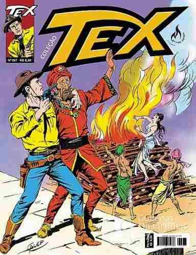 Revista Hq Gibi - Tex Coleção 367  - Vitoria Esportes